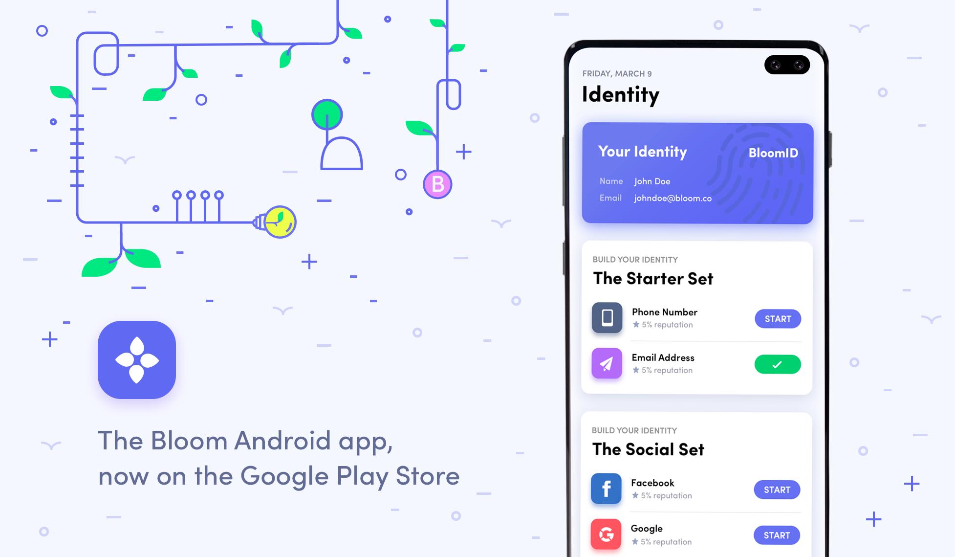 bloom mobile app
