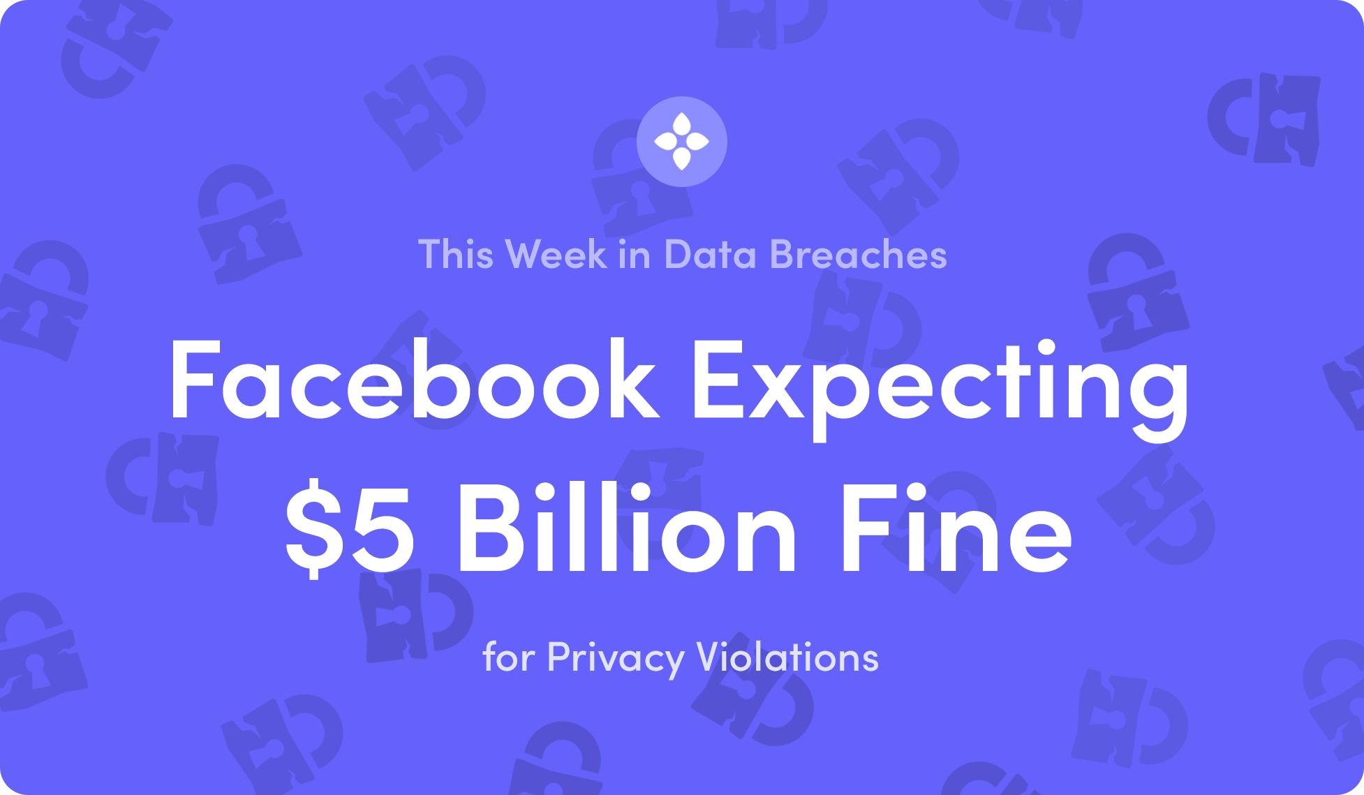 facebook privacy violations