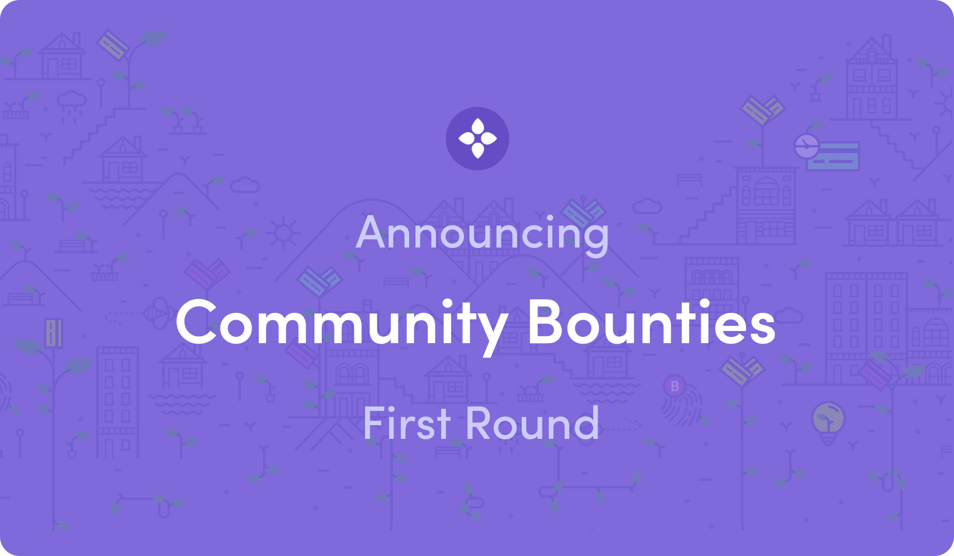blockchain community bounties