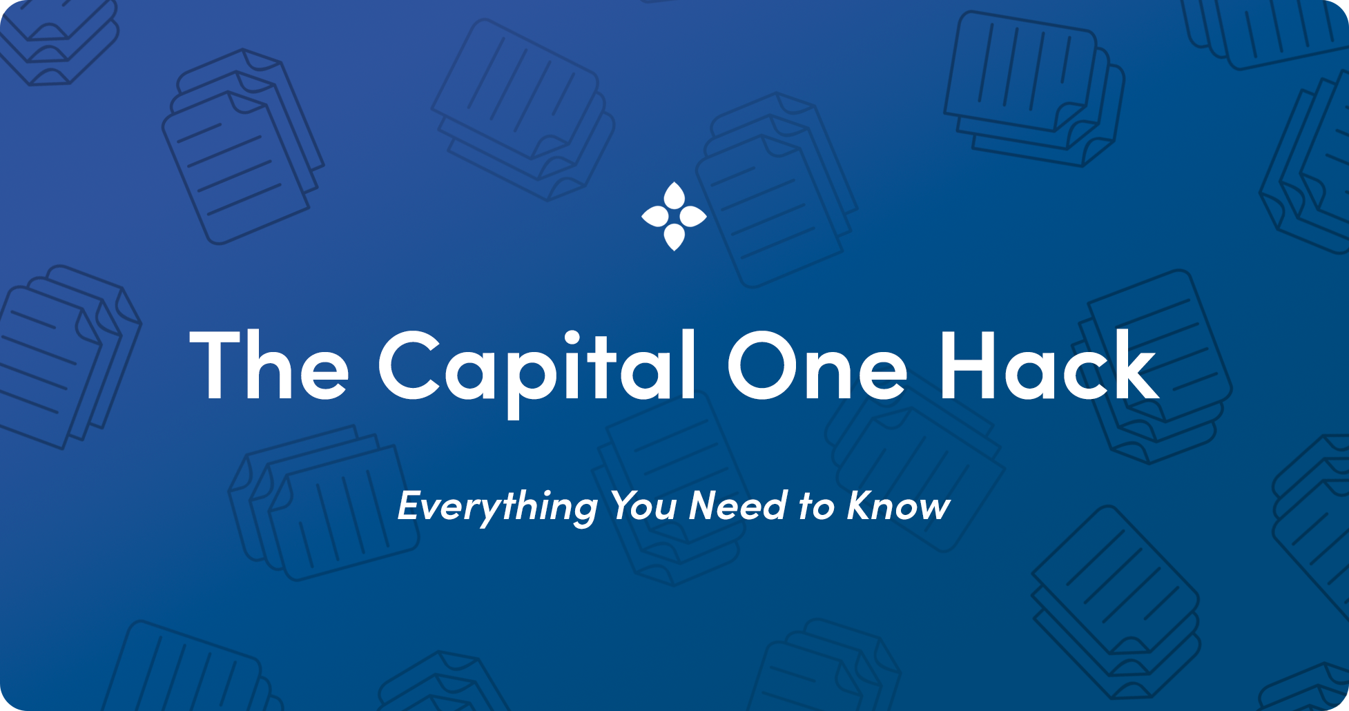 Personal Data of 106 Million People Stolen in Capital One Data Breach