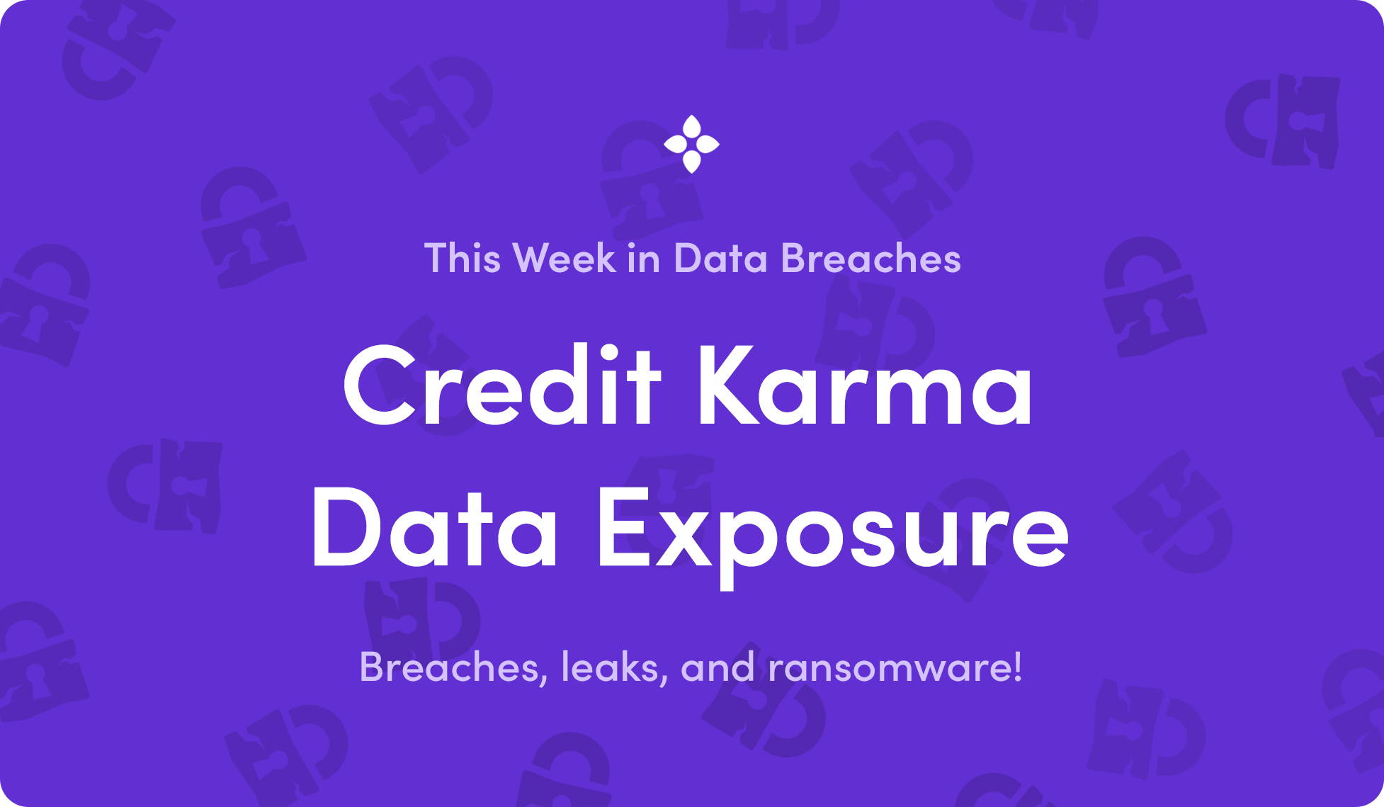 credit karma data exposure