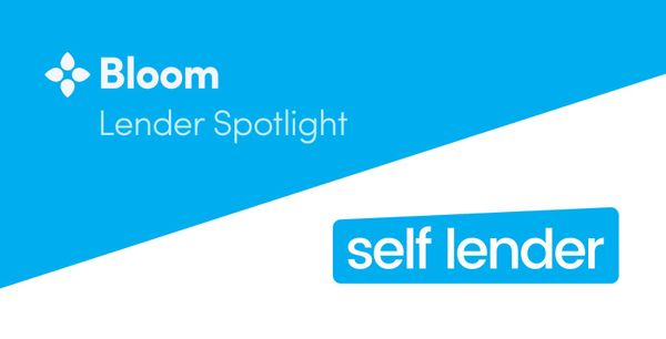 Bloom Lender Spotlight: Self Lender