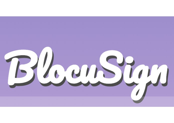 Built on Bloom: BlocuSign Makes Digital Signatures Provable and Secure with BloomID