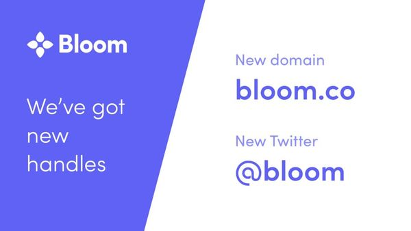 Update: New Domains and Handles