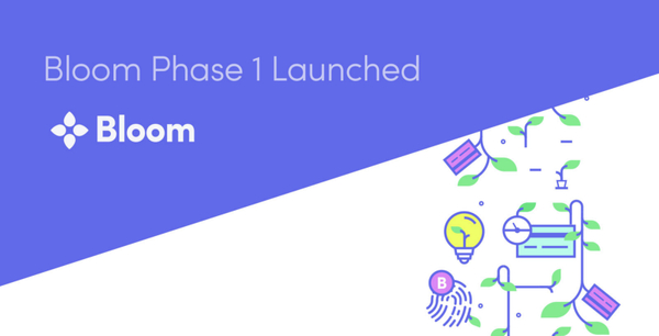 Bloom Phase 1 Is Launched on Mainnet