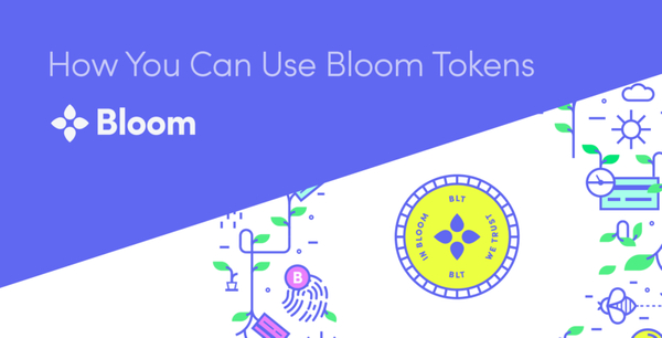 How You Can Use Bloom Tokens
