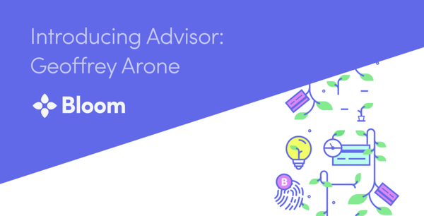 Introducing Advisor: Geoffrey Arone