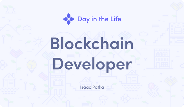 A Day in the Life of a Blockchain Developer