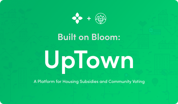 Built on Bloom: UpTown Empowers Residents Affected by Rising Living Costs with BloomID