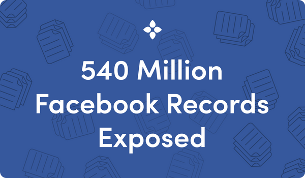 540 Million Facebook Records Found Exposed Online