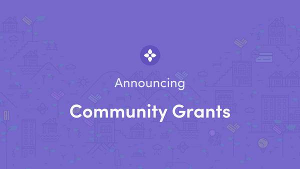 Announcing New Bloom Community Grants for 2021