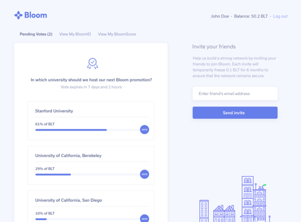 Bloom Weekly Update — 11/23