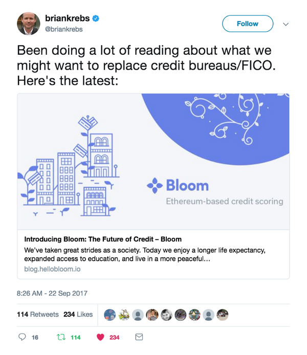 Bloom Weekly Update 9/26