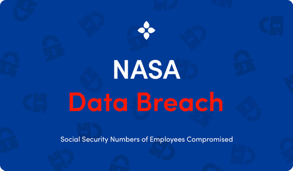 Social Security Numbers Compromised in NASA Data Breach